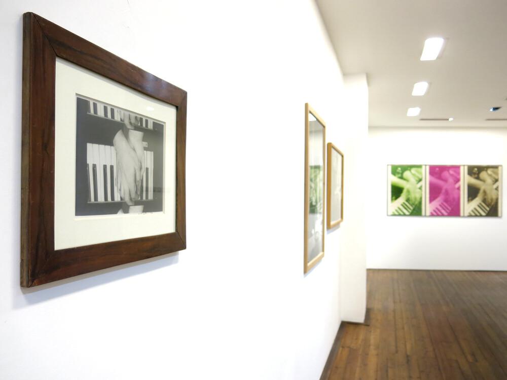 Giuseppe Chiari, PentaChiari, 2017, galleria Il Ponte, Firenze_2