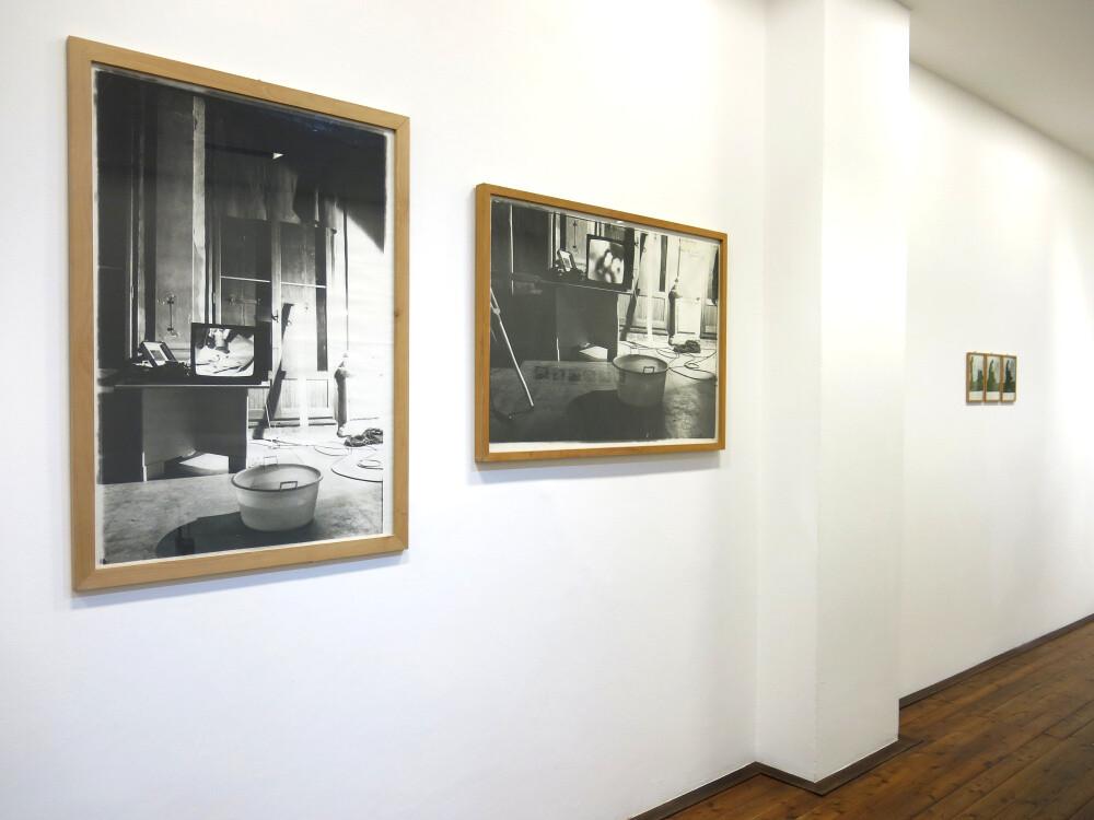 Giuseppe Chiari, PentaChiari, 2017, galleria Il Ponte, Firenze_3