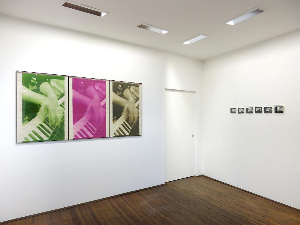 Giuseppe Chiari, PentaChiari, 2017, galleria Il Ponte, Firenze_5