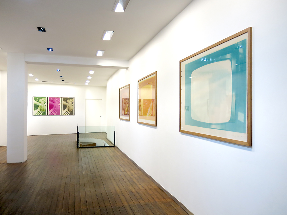 Giuseppe Chiari, PentaChiari, 2017, galleria Il Ponte, Firenze_6