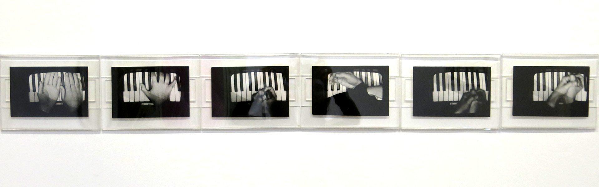 Giuseppe Chiari, PentaChiari, 2017, galleria Il Ponte_banner_2