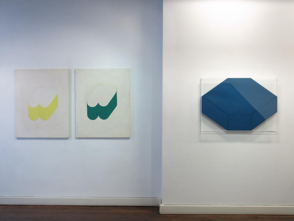 Rodolfo Aricò, Germinazione di un'idea. 1965-1972, galleria Il Ponte, Firenze_2