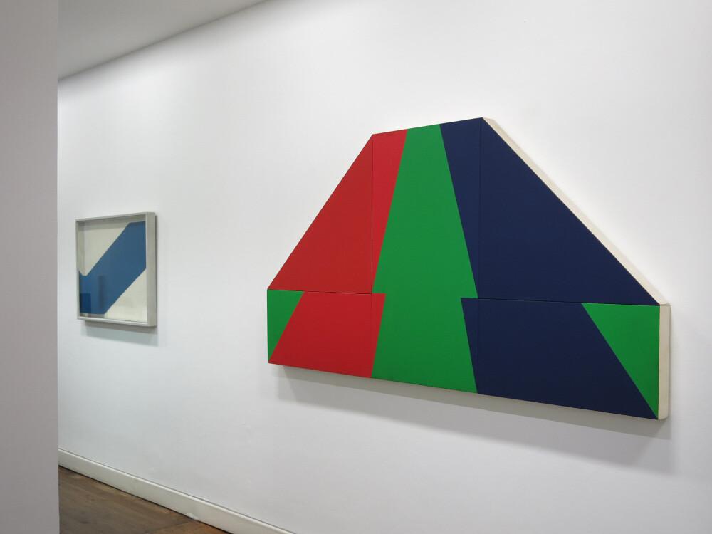 Rodolfo Aricò, Germinazione di un'idea. 1965-1972, galleria Il Ponte, Firenze_3