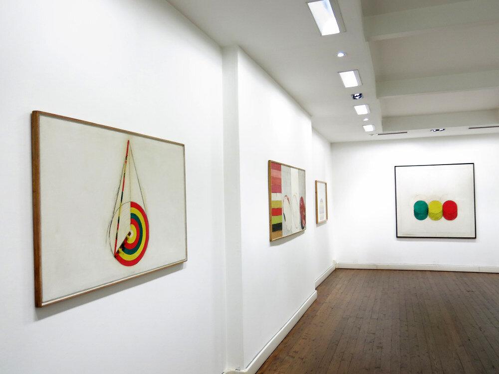 Rodolfo Aricò, Germinazione di un'idea. 1965-1972, galleria Il Ponte, Firenze_7