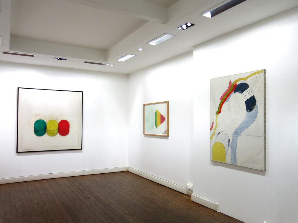 Rodolfo Aricò, Germinazione di un'idea. 1965-1972, galleria Il Ponte, Firenze_8