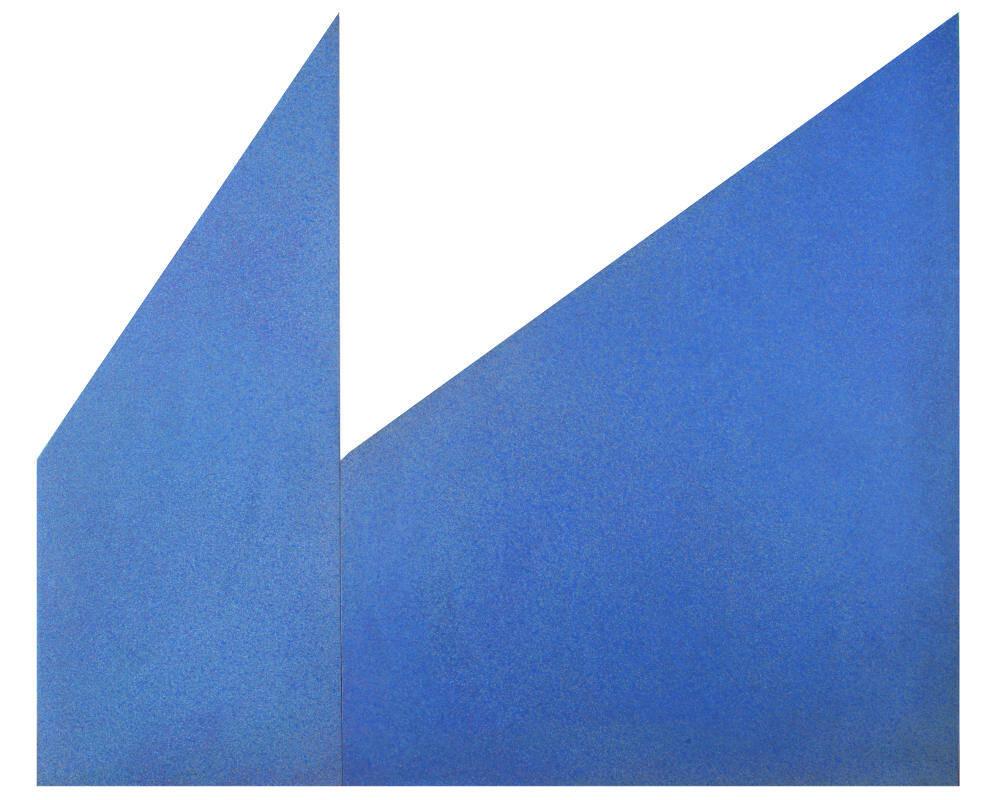 Rodolfo Aricò, Senza Titolo, 1971-72, galleria Il Ponte, Firenze