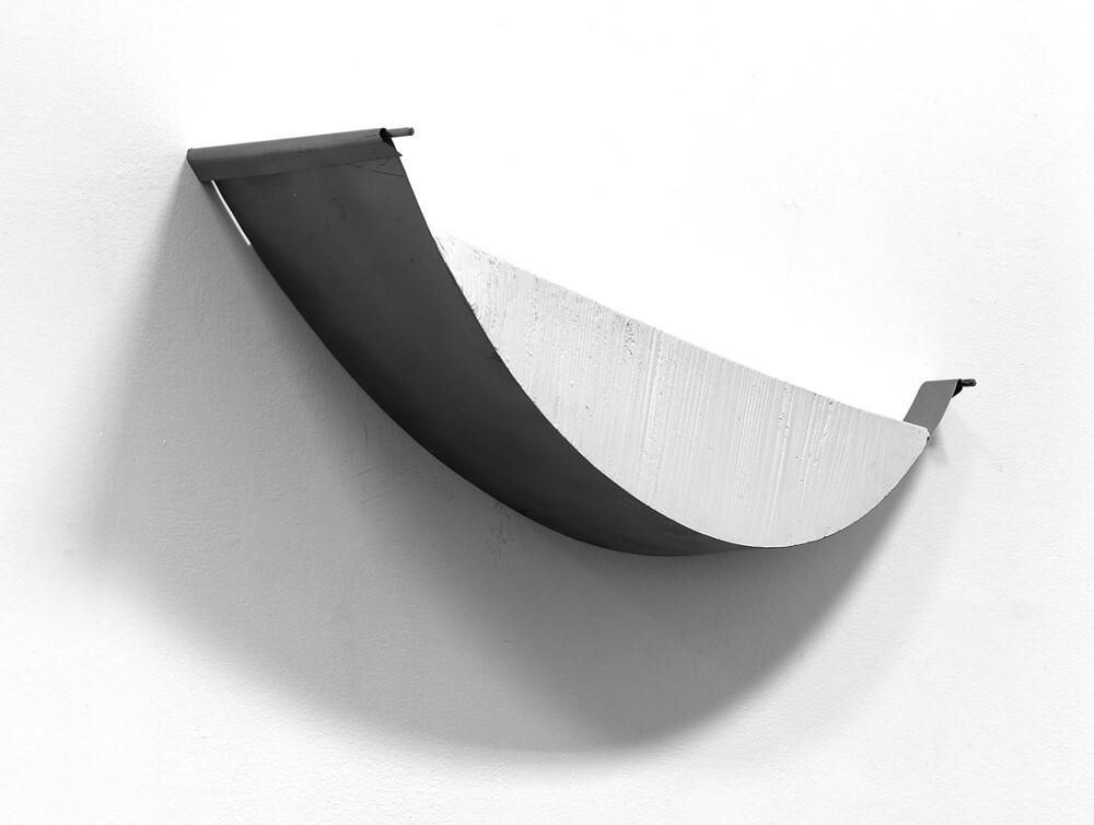 Paolo Icaro, Forma Tesa, 2011, galleria Il Ponte, Firenze