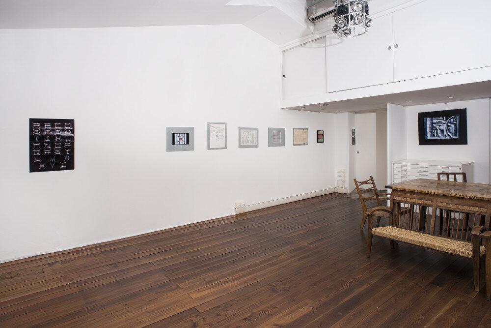 Pietro Grossi, PiGro. Interdisciplinarietà e computer, galleria Il Ponte, Firenze_3