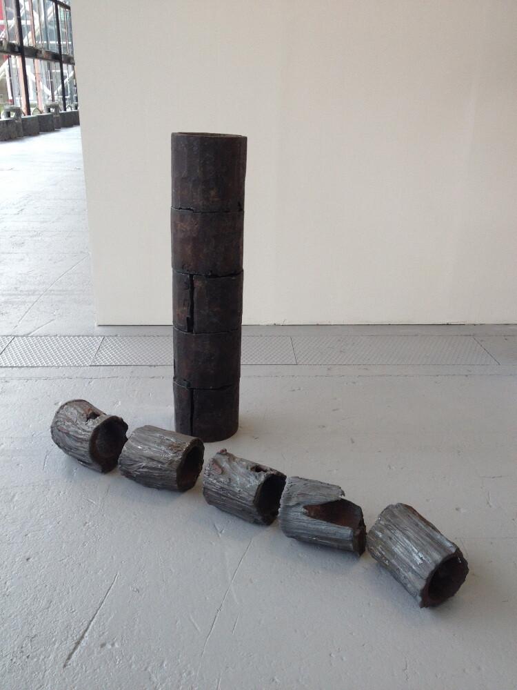 Giuseppe Spagnulo, Baalbek, galleria Il Ponte, Firenze