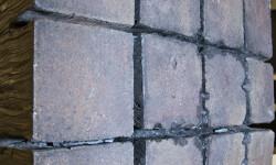 Giuseppe Spagnulo, Ferro spezzato (detail), galleria Il Ponte, Firenze