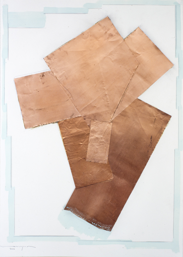Hidetoshi Nagasawa, Senza titolo, 2004, galleria Il Ponte, Firenze_2