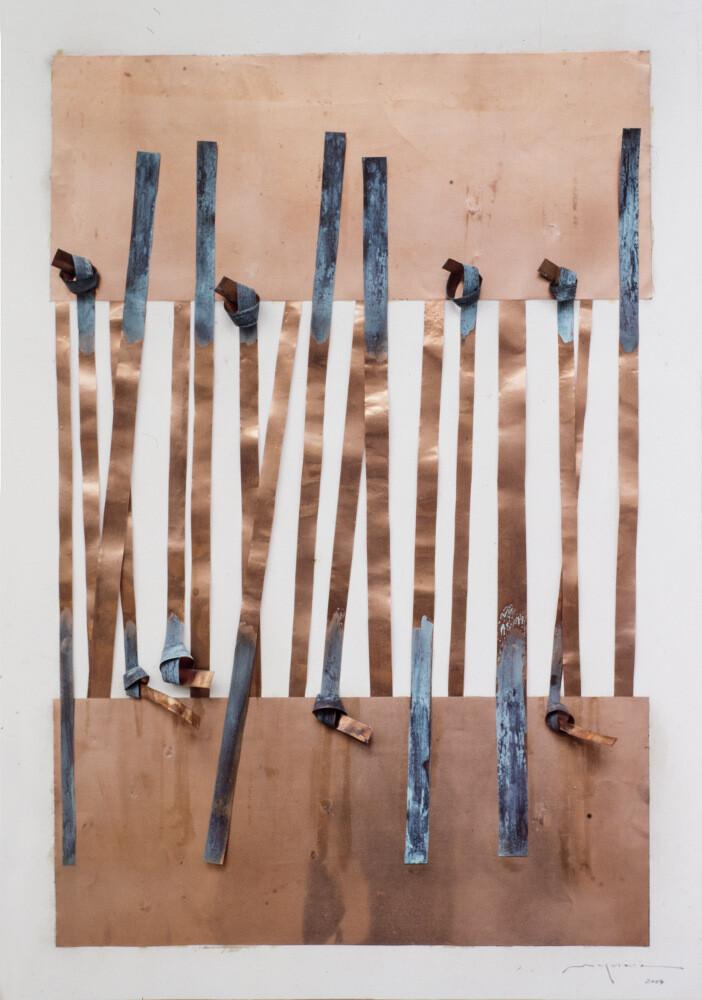 Hidetoshi Nagasawa, Senza titolo, 2004, galleria Il Ponte, Firenze_4