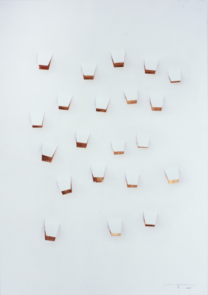 Hidetoshi Nagasawa, Senza titolo, 2004, galleria Il Ponte, Firenze_5