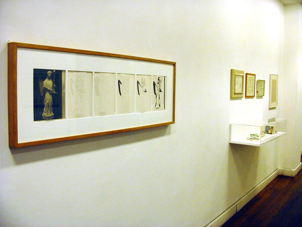 L'arte è una parola, galleria Il Ponte, Firenze_03