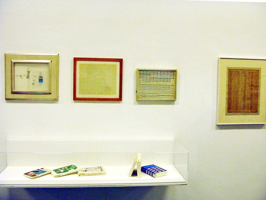 L'arte è una parola, galleria Il Ponte, Firenze_04