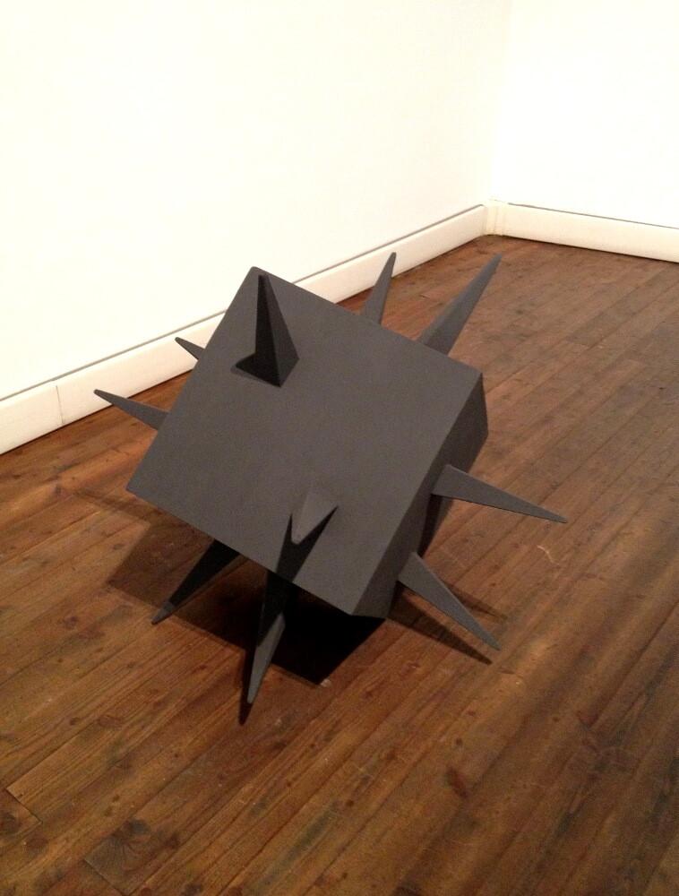 Mauro Staccioli, Gli anni di cemento, 2012, galleria Il Ponte, Firenze_04 sl