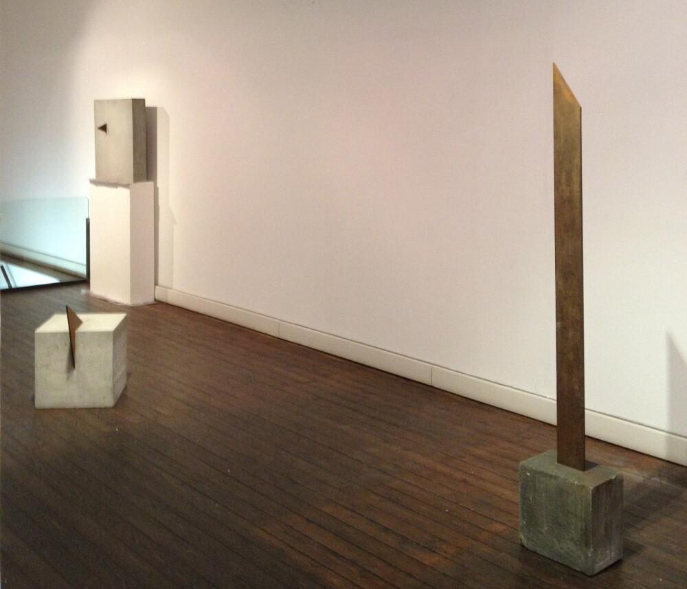 Mauro Staccioli, Gli anni di cemento, 2012, galleria Il Ponte, Firenze_08 sl