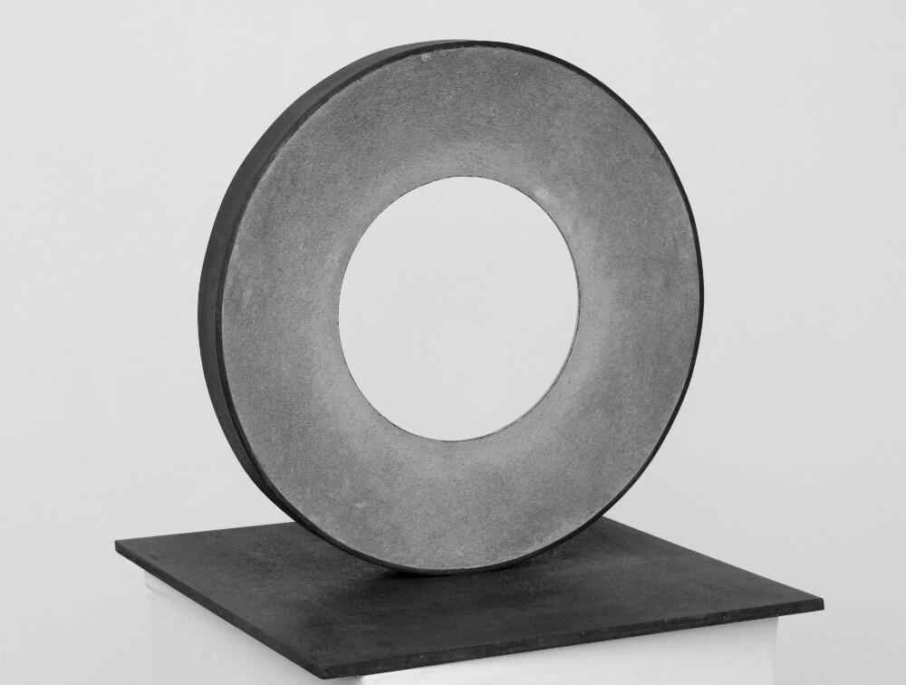 Mauro Staccioli, La Boldria, 2009, galleria Il Ponte, Firenze