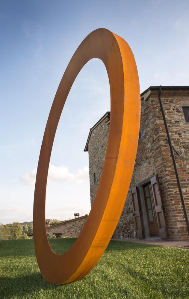 Mauro Staccioli, La Serra '13, galleria Il Ponte, Firenze 2013