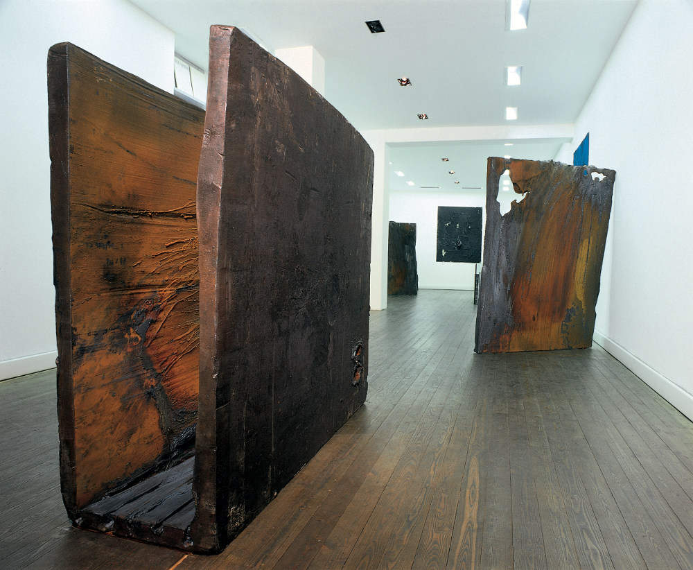b.Giuseppe Spagnulo, Cantico at Il Ponte gallery, Florence