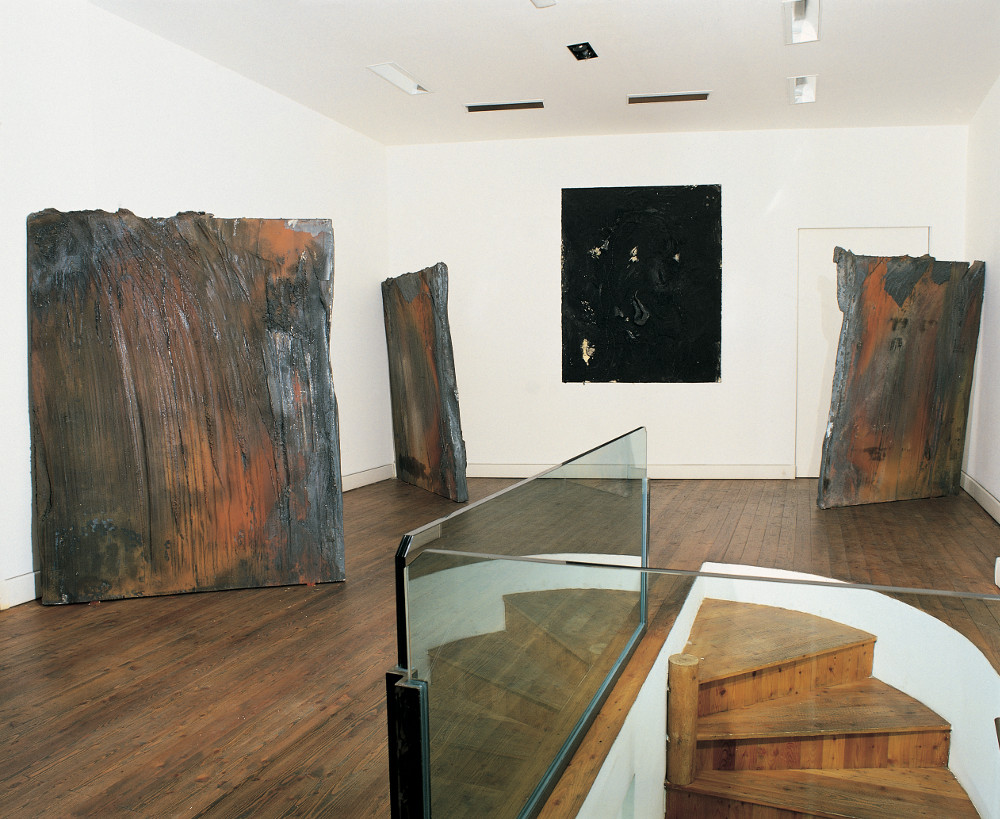 d.Giuseppe Spagnulo, Cantico at Il Ponte gallery, Florence