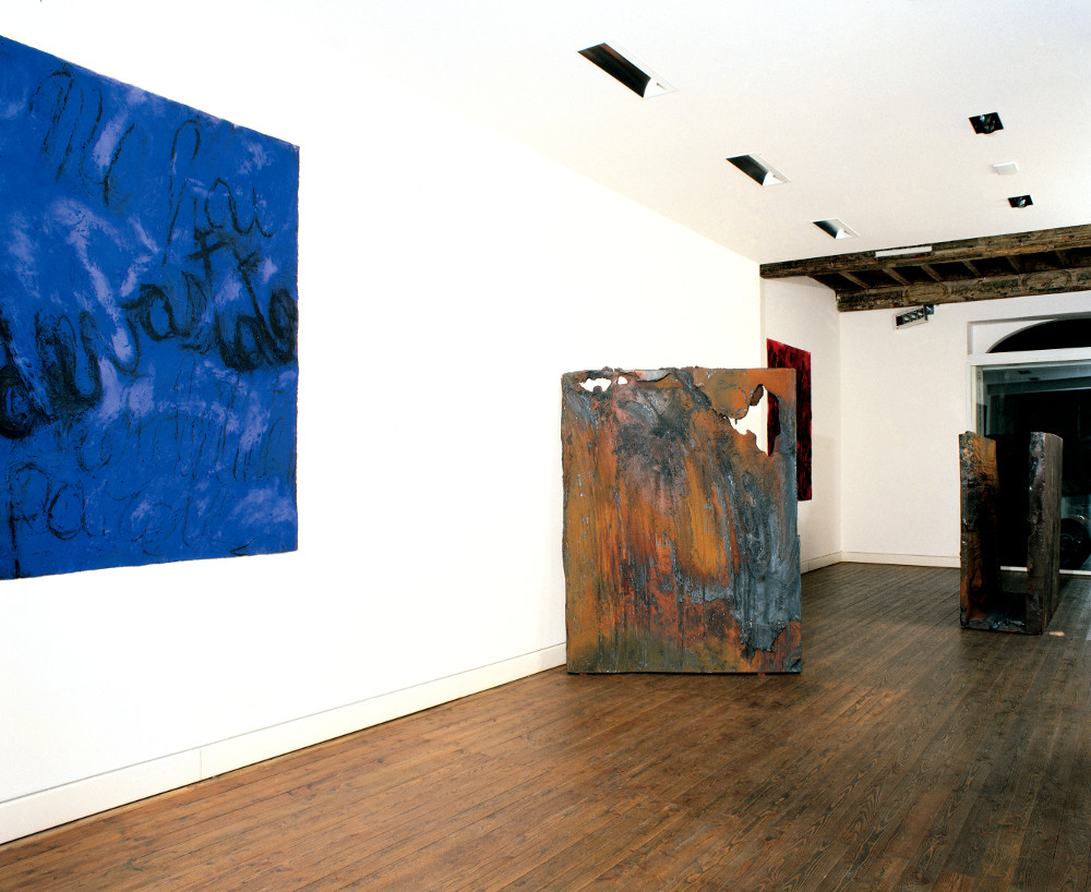 e.Giuseppe Spagnulo, Cantico at Il Ponte gallery, Florence