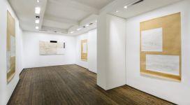 Quindici opere di Marco Gastini 1969/1978, galleria Il Ponte, 2016, Firenze