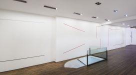 Bernard Joubert, La pittura, al limite, 2016, galleria Il Ponte, Firenze