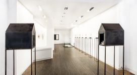 Gregorio Botta, Ciò che resta, galleria Il Ponte, Firenze