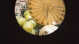 Intuizione (Sol laetus laetis), 1985, cibachrome print, pinhole photography, 55x41 cm