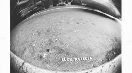 Luca Patella (asfalto firmato), 1967, silver salt print on baryta paper, 40.5x50.5 cm