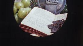 PAT Ella, con SOL azione, 1985, cibachrome print, pinhole photography, 50.5x40 cm