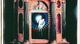 Perché il Sol ne riluca, 1991, polaroid 97x65 cm