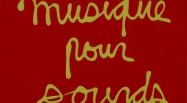 Ben, Musique pour sourds, 2002, acrylic on canvas 38x46 cm
