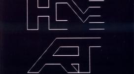 Pietro Grossi, Computer Art, 1985, color photograph 15,2x20,3 cm