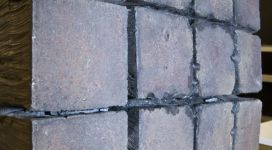 Giuseppe Spagnulo, Ferro spezzato, 2006, steel 46x46x11 cm