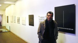 Mauro Panzera, L'arte è una parola, galleria Il Ponte, Firenze