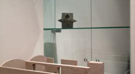 Mauro Staccioli, Gli anni di cemento, 2012, galleria Il Ponte, Firenze