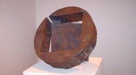 Giuseppe Spagnulo, Cantico at Il Ponte gallery, Florence